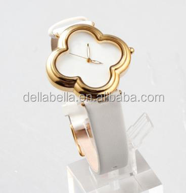 Valentine's day gifts flower shape watch for girlfriend