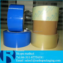 Pressure Sensitive Water Activated Adhesive OPP Tape