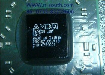 AMD Chipset 216-0752001 For Laptop mainboard repair IC Chipset