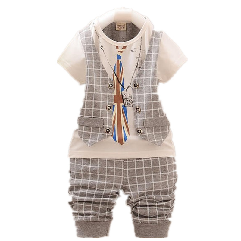 Children clothing set boy clothes 2015 summer brand for boys kids casual tracksuits roupas infantis meninas clothes sets