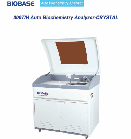 BIOBASE clinical laboratory equipment / fully automated biochemistry analyzer