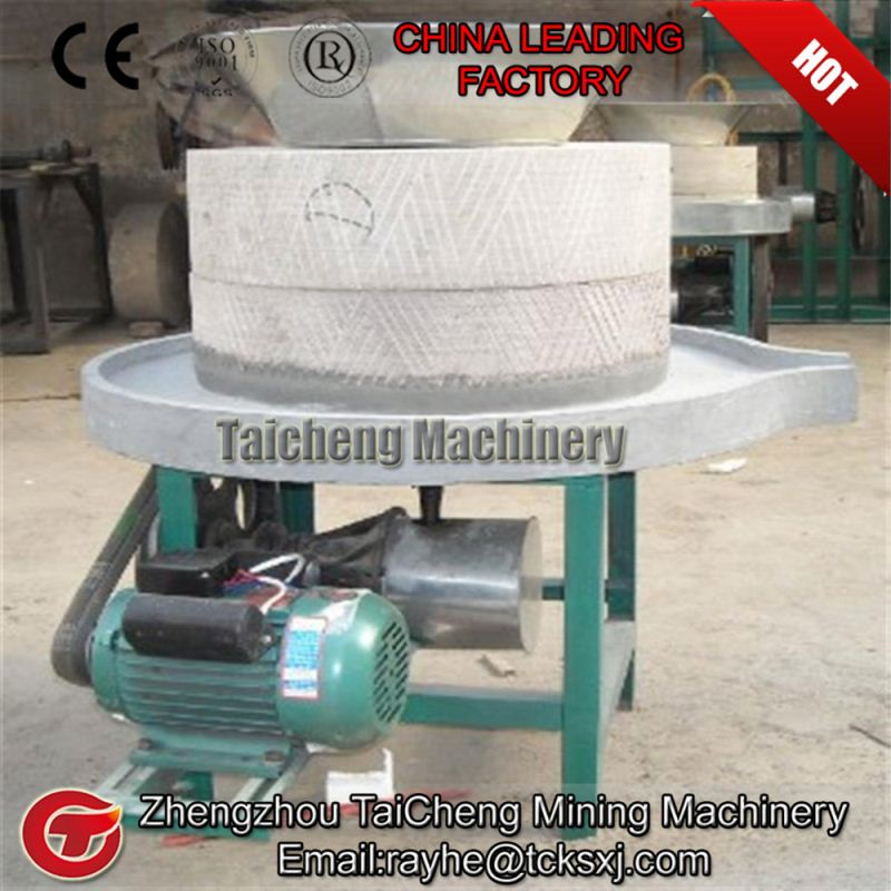 Best sesame stone mill price exporting