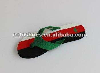 fashion contracted flat men sandals