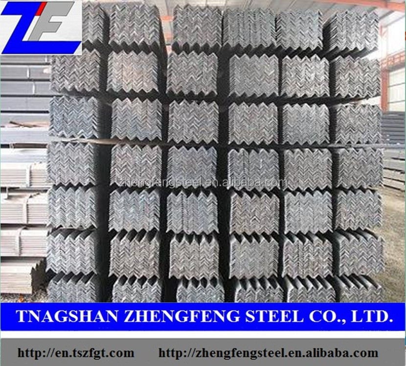 construction steel steel structure perforated angle iron