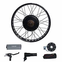 48V 1500W Electric Bicycle 700C Wheel Kit From China