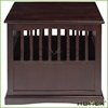 Dog Crate Pet Cage Wooden Furniture End Table Homex_BSCI Factory
