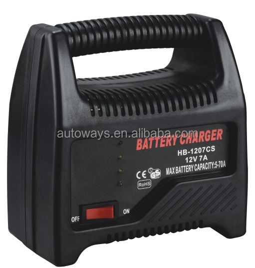 High Quality 12 volt lead acid battery charger dynamo charger Hot-sale In Europe