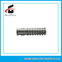 Great quality Concrete,block and brick factory wholesale price zinc alloy lag screw anchors from china