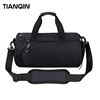 China Supplier Gym Sports Small Duffel Bag for Men and Women with Shoes Compartment