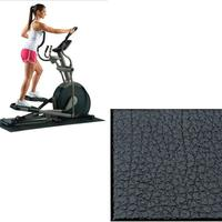 Gym Flooring Commercial PVC Elliptical Mats