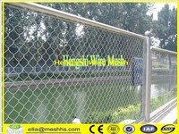 alibaba China used chain link fence for sale chainlink fence