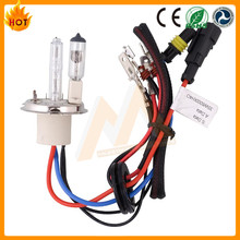Top Sale super bright xenon car head light conversion bulbs xenon hid h4 24v