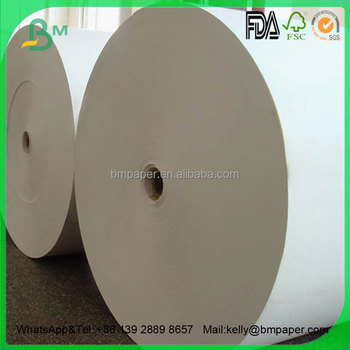 Woodfree 70g 80g uncoated 70*100 offset paper in indonesia