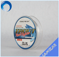 Multifunctional clear flourocarbon fishing line made in China