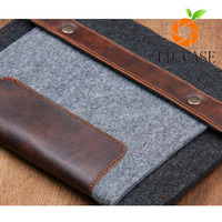 Wool Felt Carry Case for Amazon Kindle oasis Cover Cases for Android Tablet