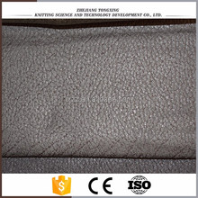 100% polyester shrink-resistant oil skin sofa fabric