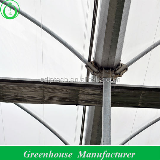 1.5mm Thickness Galvanized Greenhouse Gutter