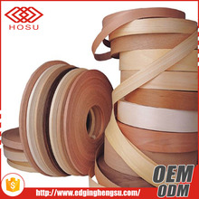 wood grain edge protective rubber edge banding for furniture