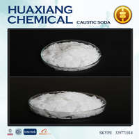 sodium hydroxide for aluminum making