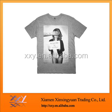 Super Soft Cotton Custom Personalized Logo T-Shirts Clothing