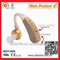 custom CE0120 MEDICAL APPROVAL BTE Analog hearing aid