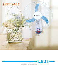 elegant style 18 inch Electric wall fan with electric ventilating fan parts