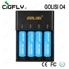 Golisi Q2, Q4, L2, L4 charger 2A fast charging only 2 hours18650 battery high quality