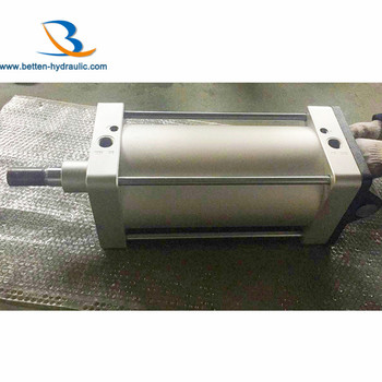 DNC Series Hydro Pneumatic Cylinder Double Acting
