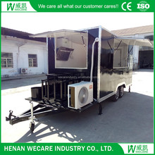Multi-functional factory price food delivery car