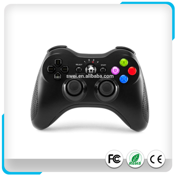 Stylish Bluetooth Wireless Controller With Vibration Feedback For PS3 Game Console
