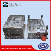 New design custom plastic injection mold from ningbo manufacturer