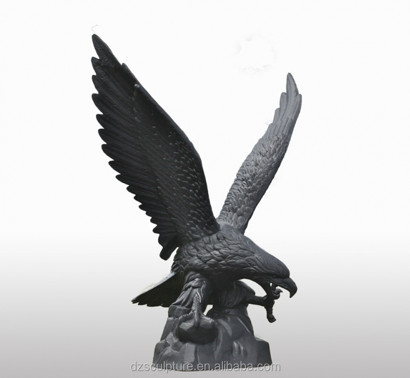 New products hot sale large bronze eagle sculpture for sale