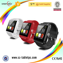 2017 Hot Selling Bluetooth Sport Smart Watch U8 GT08 A1 DZ09 Smartwatch