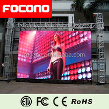 Unique 8 Years Warranty Expand Service Outdoor 10mm Fixed LED Advertising Display