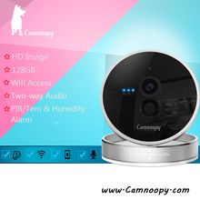 PIR, tempertaure and humitidy new design plug and play wireless p2p came
