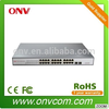 Hot Sale 24 Port Gigabit Ethernet POE Switch for intelligent home systems