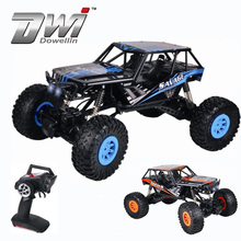 DWI Dowellin Hot Selling 2.4G 4WD rc rock crawler 1/10 for sale