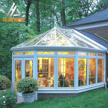 Aluminium alloy portable profile sun house