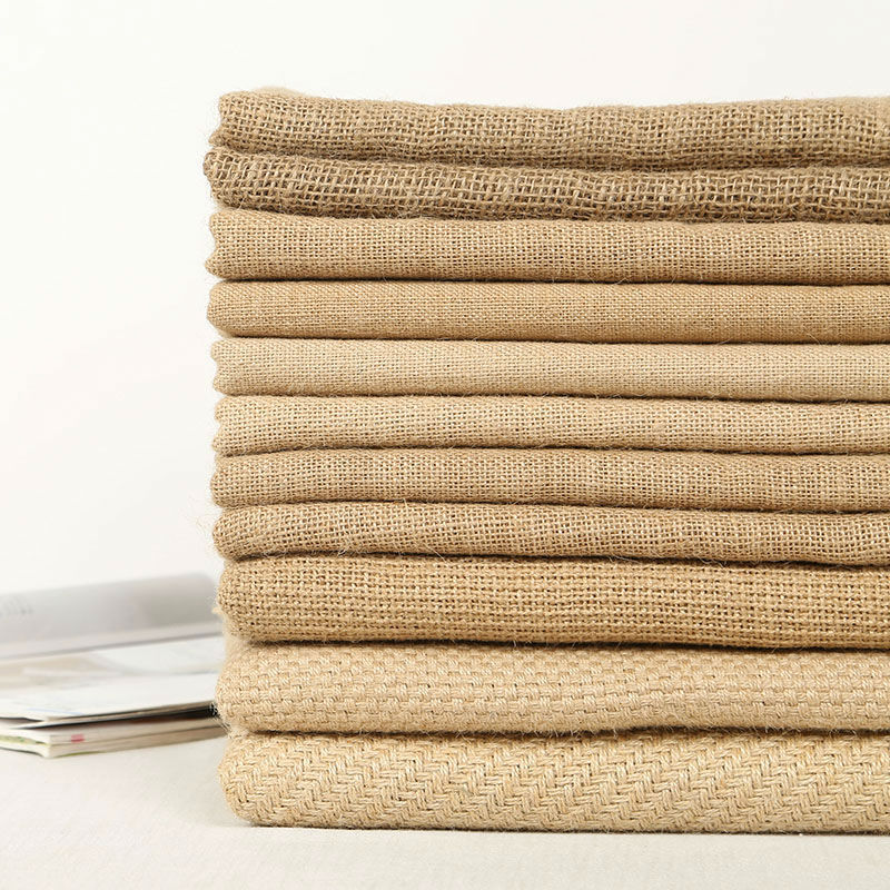 100% pure and authentic Jute Fabric