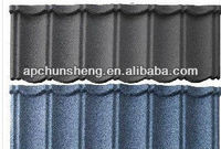 Colorful Stone Coated Metal Roofing Tiles,1350*420*0.4mm