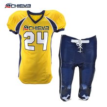 Cheap Customized American Football Uniforms, classic retro football shirts