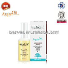 Argan Oil organic best selling best non aerosol hairspray