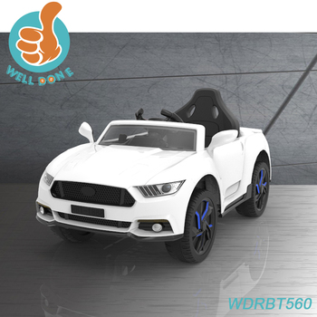 2017 Fashion high quality kids car, motor electric vehicle new item WDRBT560