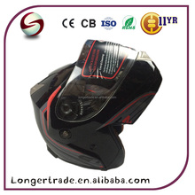 China ABS DOT open face safe motorcycle helmet 2017 hot wholesale helmet