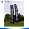 cheap factory large feather banners