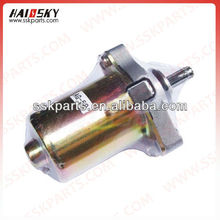HAISSKY bajaj motor 12v starter high quality from China manufactuer