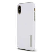 For iPhone X mobile phone accessories, multicolor 2in1 silicon TPU shell, for iphone 6s 7 7plus 8 plus
