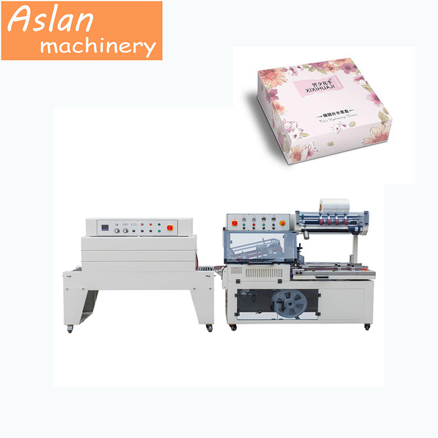 shrink film packaging machine/cling film sealing machine/film sealing machine