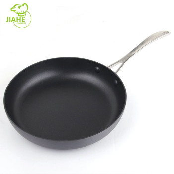 FDA Certificate Baking Chef Wok Hard Anodized Aluminium Pan