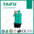 TAIFU brand AC 380V copper wire cast iron high efficiency submersible dirty water pump for industrial